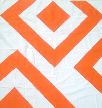 Orange Dream Quilt