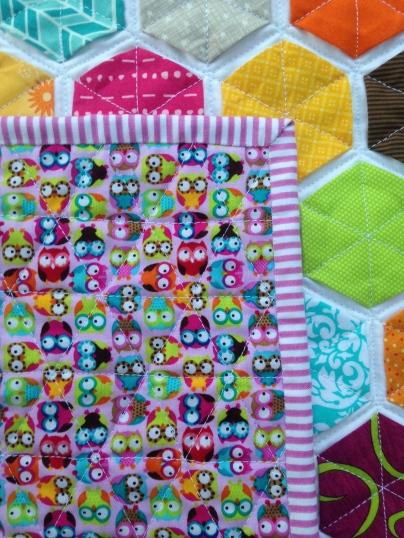 Owl Timeless Treasures Fabric