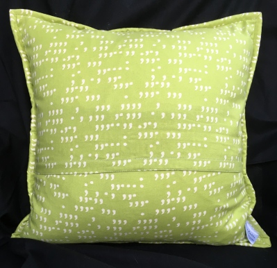 Zig Zag Pillow