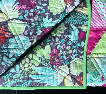 Hexagon Jewel Finley Marie