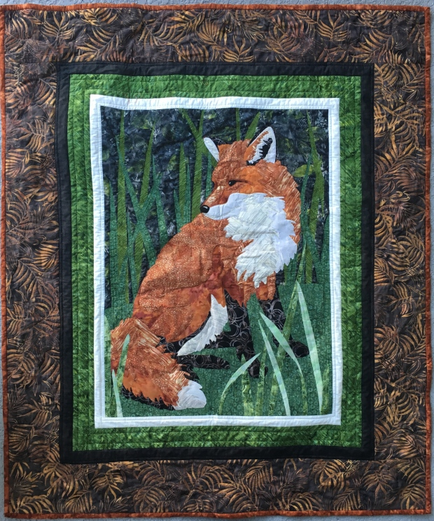 Fabulous Fox Quilt