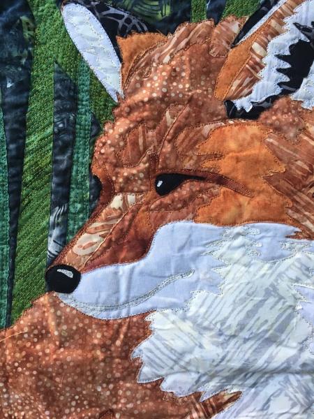 Fabulous Fox Quilt